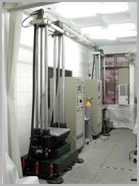 金頓科技 實驗室 衝擊測試